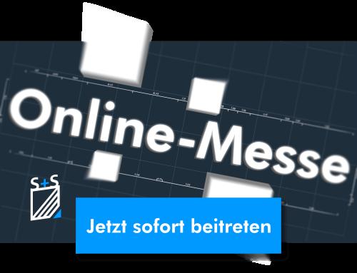 *Abgelaufen* Jetzt der S+S Online-Messe beitreten