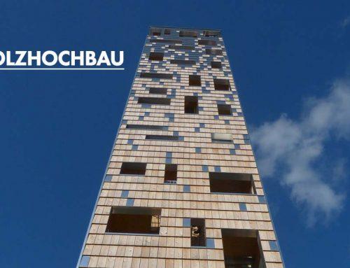 Rekordjagd: Holzhochbau
