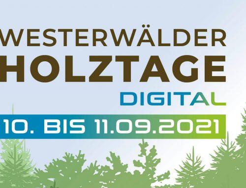 Die Westerwälder Holztage 2021