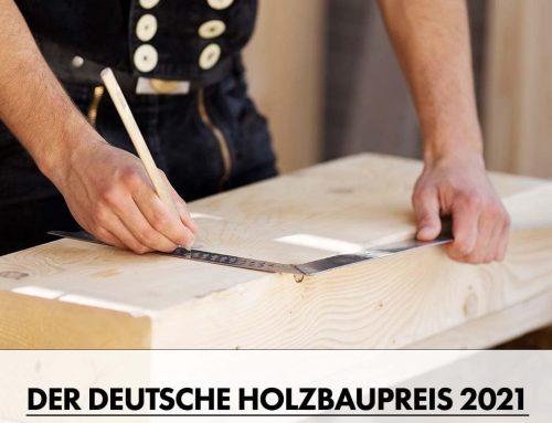 Der Deutsche Holzbaupreis 2021