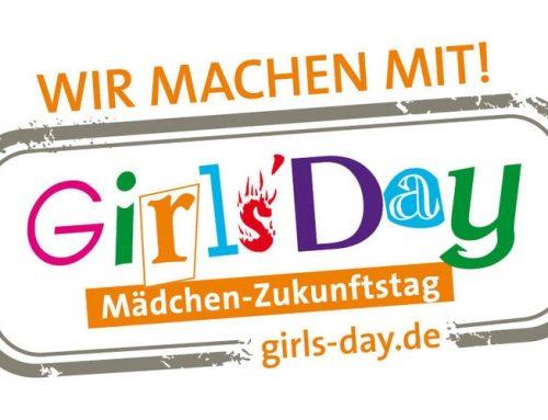 Girls'Day – Mädchen-Zukunftstag